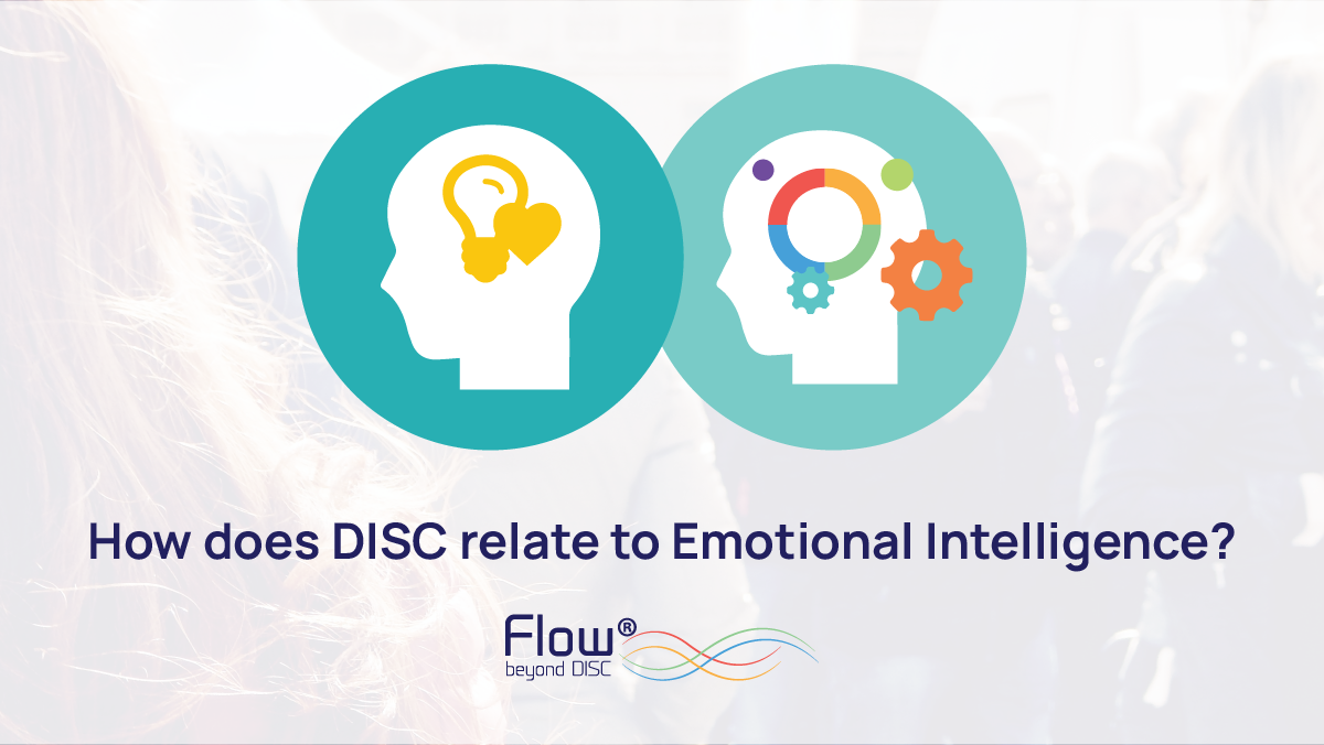 How does DISC relate to Emotional Intelligence?