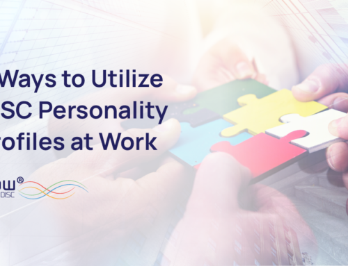 4 Ways to Utilise DISC Personality Profiles At Work