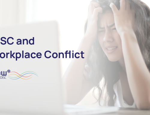 DISC and Workplace Conflict